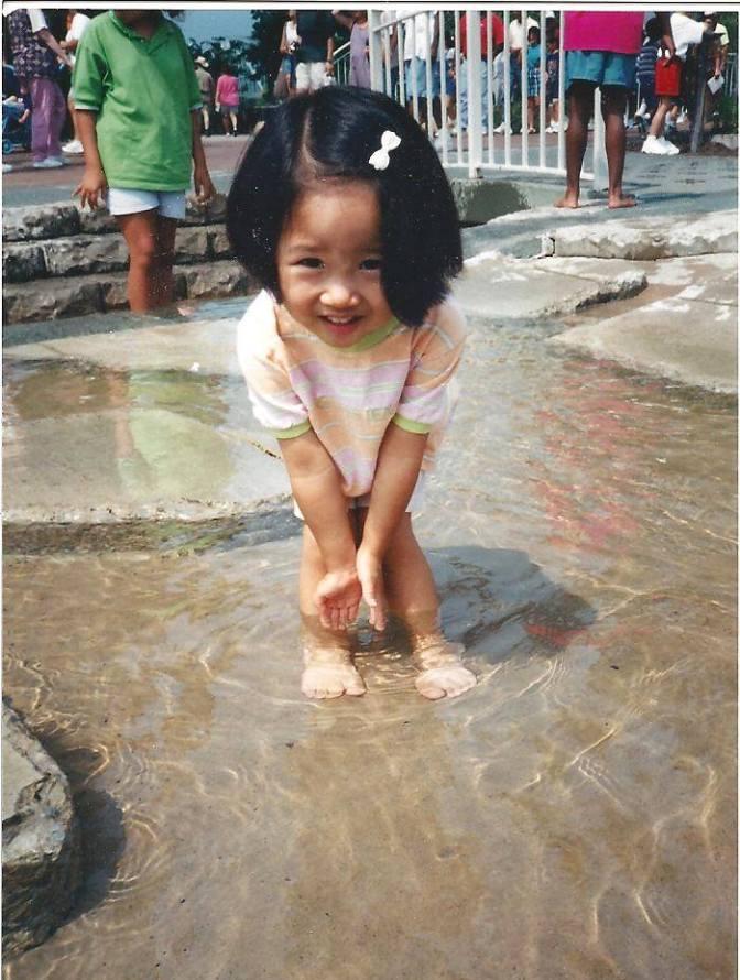 [PHOTOS] Kim Euna's Predebut Photos