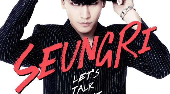 [LYRICS] SEUNGRI – GG BE FEAT JENNIE KIM