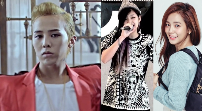 [NEWS] 141020 G-Dragon Set to Write Two Songs for New YG Girl Group