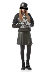 [ENDORSEMENT] Lisa for NONA9ON 2015-16 F/W Look Book