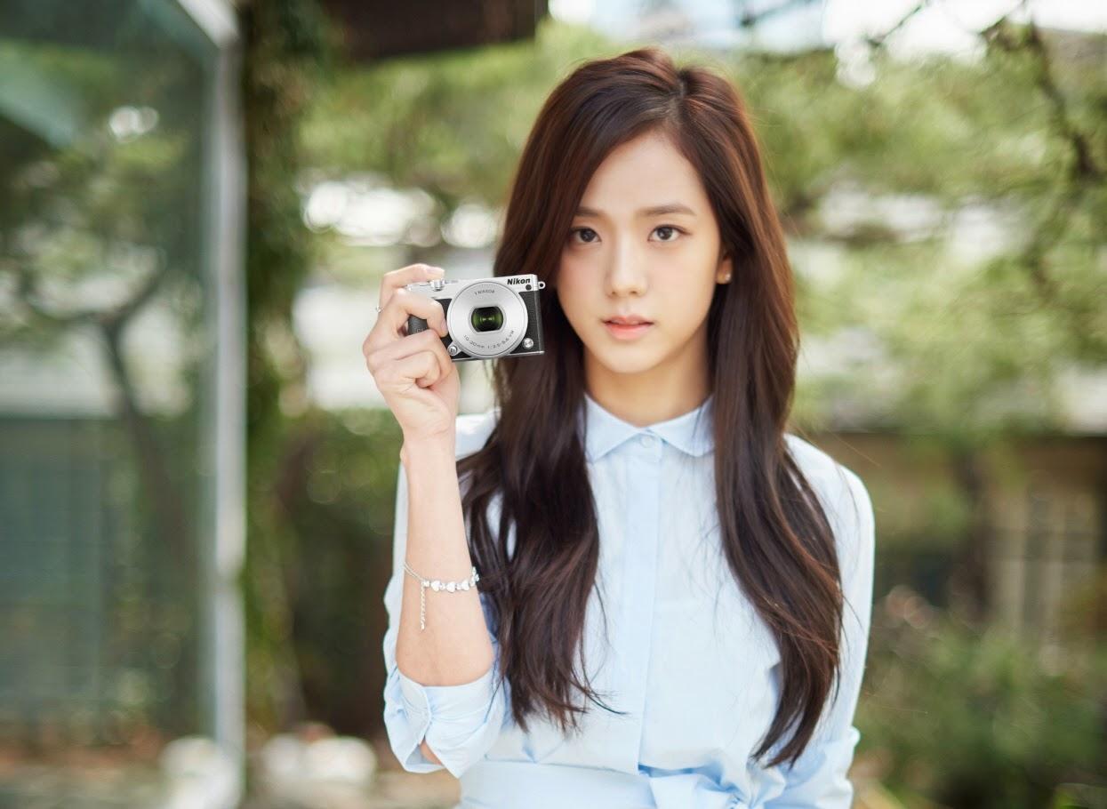 ENDORSEMENT] 150402 Nikon Imaging Korea Chooses Kim Jisoo as