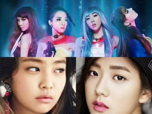 160531 2NE1-Jennie-Kim-Kim-Jisoo