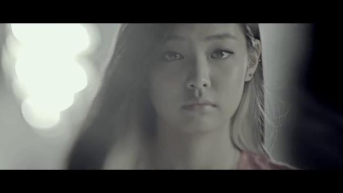 [CAPS] 120831 Kim Jennie on G-DRAGON THAT XX MV