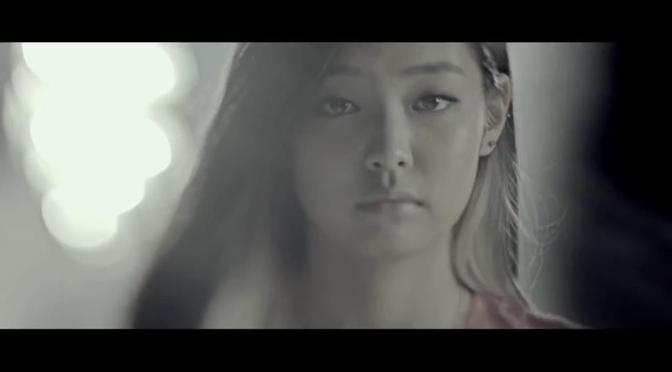 [CAPS] 120831 Kim Jennie on G-DRAGON THAT XX MV