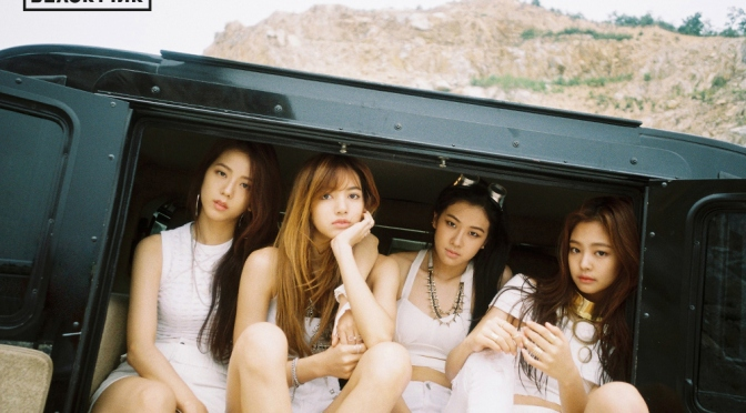 [YG-LIFE] 160810 BLACKPINK is sweeping charts for three days since their debut… New history of girl group