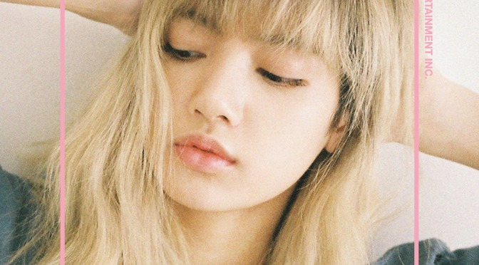 [YG-LIFE] 160805 YG unveiled BLACKPINK's LISA from Thailand… Dreamlike visual + fluent in 4 languages