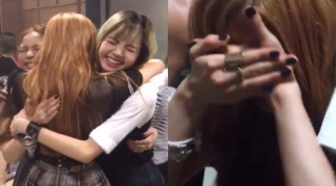 [NEWS] 160813 BLACKPINK Break Down In Happy Tears After Debut Performance