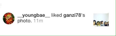 160814 _youngbae_ like ganzi78
