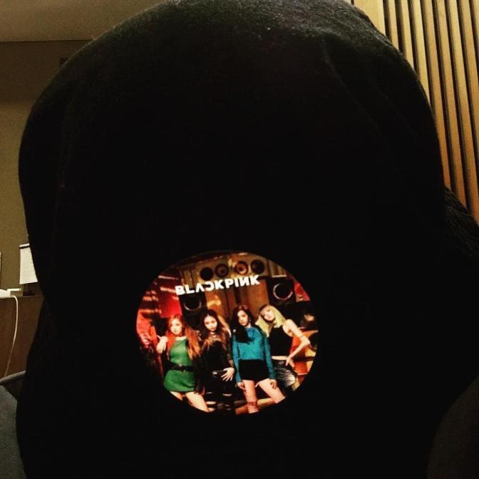 [INSTAGRAM] 160816 G-Dragon Updates A Photo of BLACKPINK