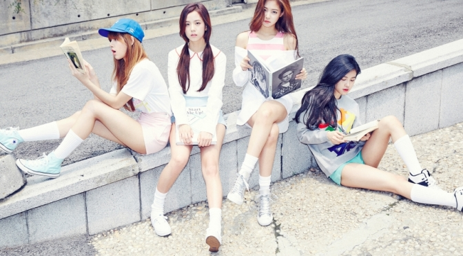 [YG-LIFE] 160917 BLACKPINK Gets an A+ For its Performance During First Month After Debut