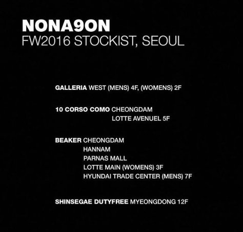 INFO NONAGON 2016 FW LAUNCHING2