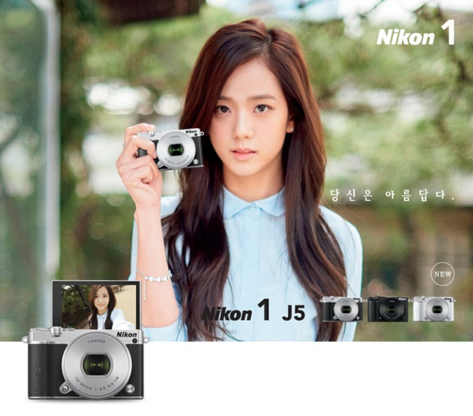 [ENDORSEMENT] 160812 Nikon Korea Facebook Page Updates a Photo of Jisoo