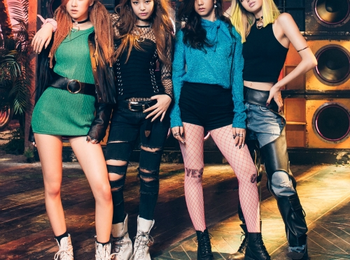 [INFO] BLACKPINK To Pre-record SBS Inkigayo Debut Stage on August 12