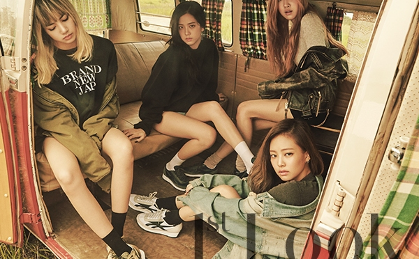 [YG-LIFE] 160901 BLACKPINK boasts monstrously charming look [Photo-shooting]