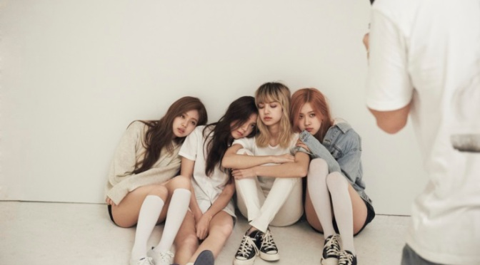"[OFFICIAL] 160901 MelOn: ""BLACKPINK In Your Area"" Teaser Photoshoot Behind Cut"