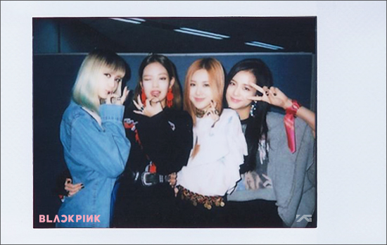 [OFFICIAL] 160915 [STAFF REPORT] THANK YOU MESSAGE FROM BLACKPINK!