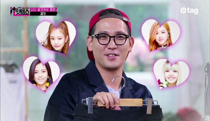 [VIDEO] 160920 st.scottlondon Shares a Cut from 'ItTemShow' Mentioning BLACKPINK