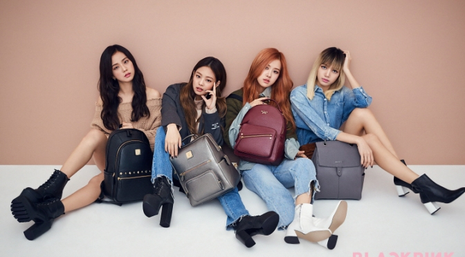 [ENDORSEMENT] 161122~25 BLACKPINK's Behind-the-Scenes Videos from ST. SCOTT LONDON Photoshoot