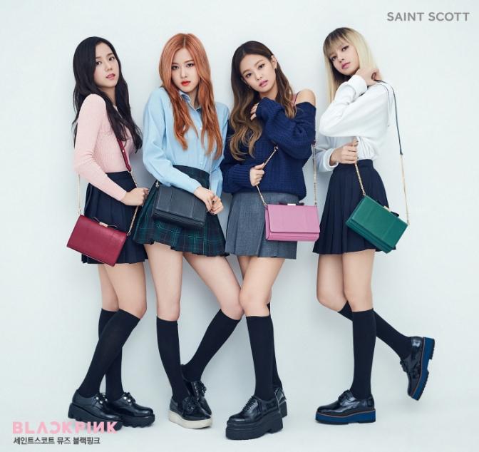 [INSTAGRAM] 161107 nylonkorea Update with St. Scott's New Muses, BLACKPINK