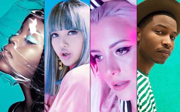 """[NEWS] 160929 BLACKPINK on Entertainment Weekly's """"8 Hot Under-The-Radar Singles from Emerging Artists You Need to Hear Now"""""""