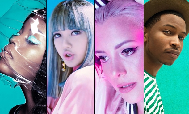 "[NEWS] 160929 BLACKPINK on Entertainment Weekly's ""8 Hot Under-The-Radar Singles from Emerging Artists You Need to Hear Now"""