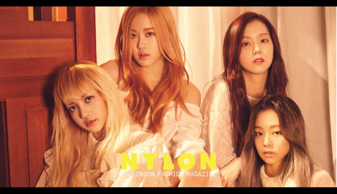 [FACEBOOK] 161024 Nylon Event Video with BLACKPINK x moonshot