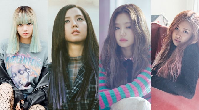 [NEWS] 161102 BLACKPINK talk about their dating experience + inspiration for love songs