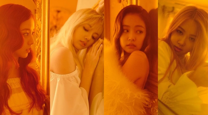 [SNS] 161028 BLACKPINK and YGE Official Accounts Update About D-4 Teasers