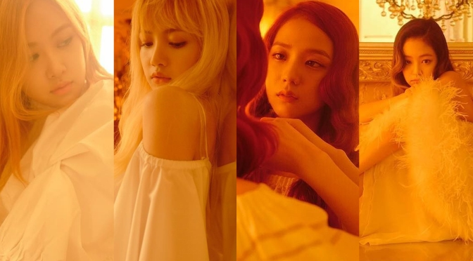 """[YG-LIFE] 161028 Special Photoshoot: """"Comeback D-4"""" BLACKPINK Will Show Utterly Innocent Beauty, New Charms To Be Unveiled"""