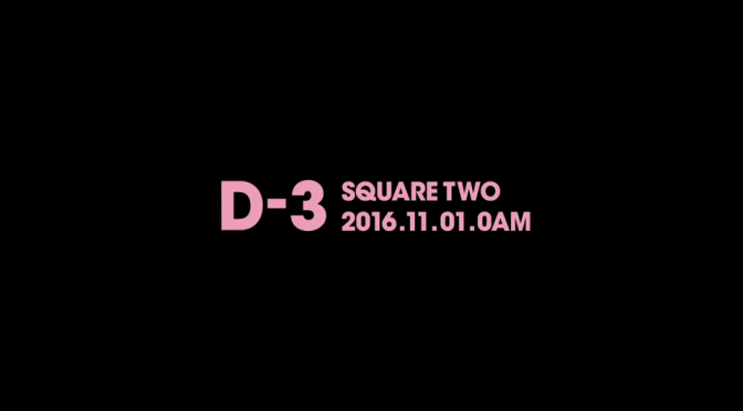 [SNS] 161029 BLACKPINK and YGE Official Accounts Update About D-3 Video Teasers
