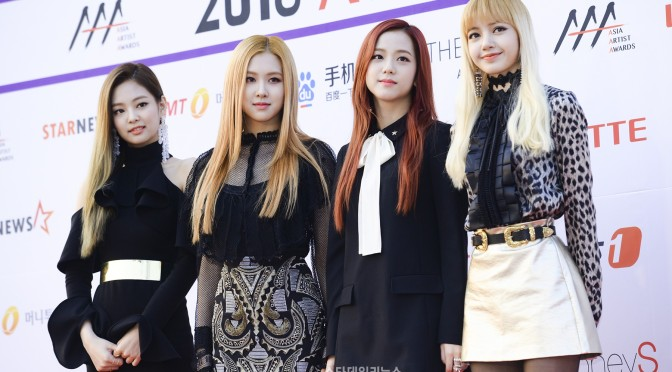 [VIDEOS] 161116 BLACKPINK at Asia Artist Awards 2016