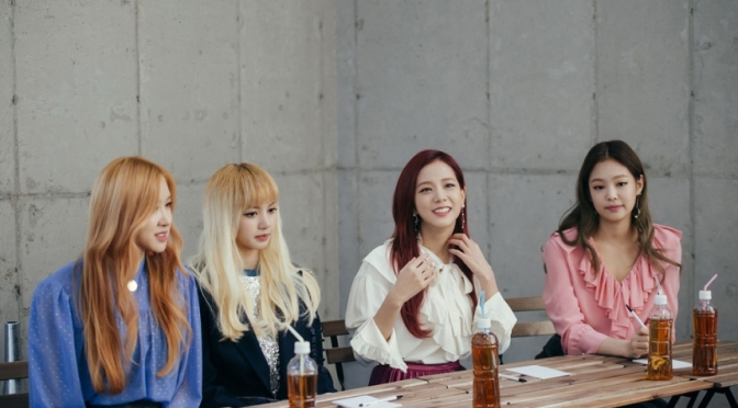 [YG-LIFE] 161103 Interview Part 1: BLACKPINK Talks About The Competition Between 3 Major Music Labels in Korea, Their Debut vs Comeback and More