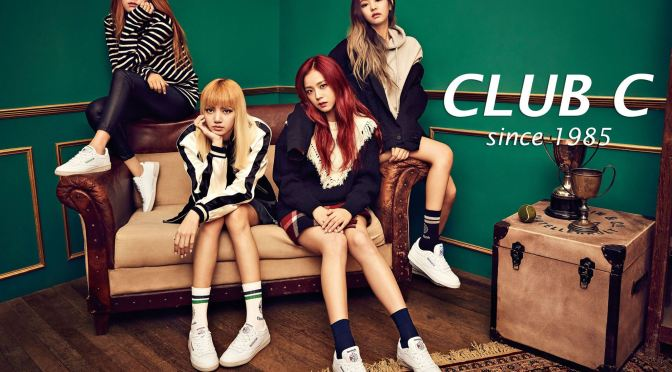[ENDORSEMENT] 161105 BLACKPINK for REEBOK CLASSIC