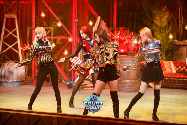 [OFFICIAL] 161110 BLACKPINK on Mnet MCountdown