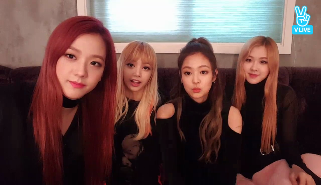 Vlive 161113 blackpink is here with eng subs ygdreamers vlive 161113 blackpink is here with eng subs ygdreamers stopboris Images