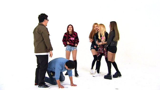 [OFFICIAL] 161114 BLACKPINK On MBC every1's Weekly Idol Preview Photos