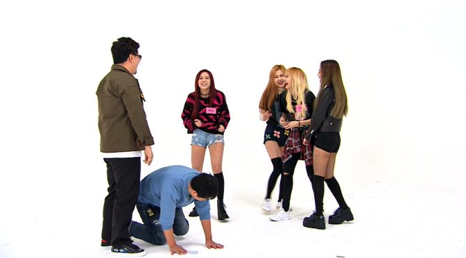 [YG-LIFE] 161116 BLACKPINK Members Go on Weekly Idol and Prove They Have What it Takes to Be Variety Show Stars