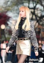 블랙핑크 로사가 16일 오후 서울 경희대학교 평화의전당에서 열린 '2016 아시아 아티스트 어워즈(Asia Artist Awards / 이하 AAA)' 시상식에 참석해 레드카펫을 밟고 있다.