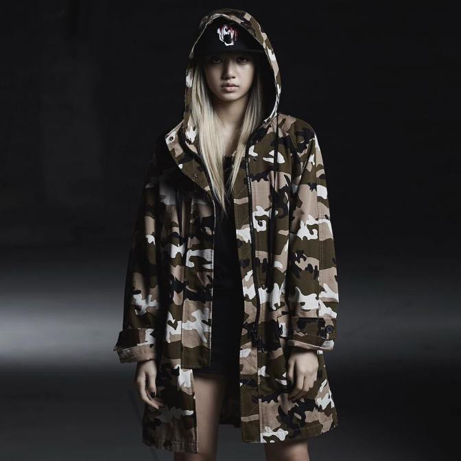 [ENDORSEMENT] 161114~25 NONAGON Instagram & Facebook Updates with Lisa