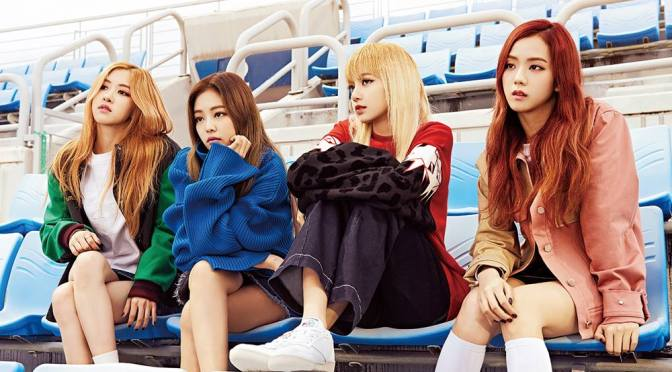 [ENDORSEMENT] 161201 BLACKPINK for REEBOK CLASSIC