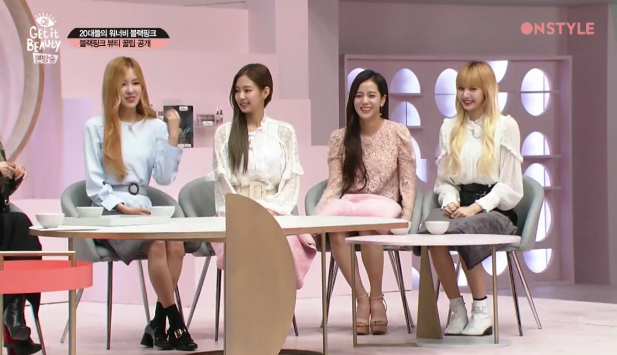 [SHOW] 170226 BLACKPINK on ONSTYLE Get It Beauty 2017 Episode 2 {RAW + ENGSUB}