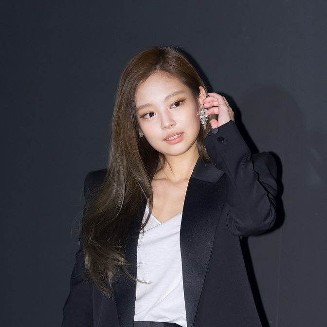 [PRESS] 170327 Jennie at Yves Saint Laurent x BOONTHESHOP Event