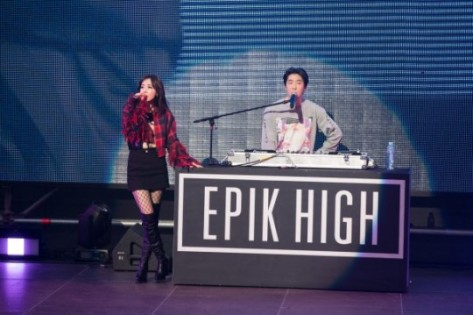 170515 yg x unicef walking festival_2 epik high dara