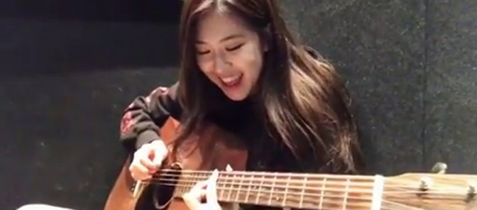 "[YG-LIFE] 170514 BLACKPINK's ROSÉ Does a Cover of ""REALLY REALLY"" and Shows Off her Unique Fresh Voice"