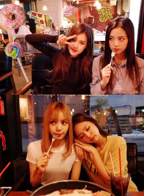 170611 blackpink ig update