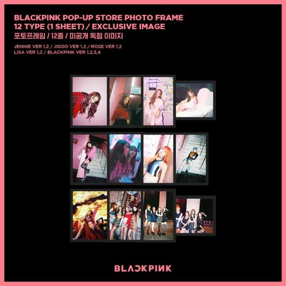 170622 BLACKPINK POP-UP STORE 2