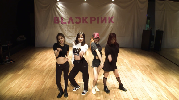 170624 BLACPINK - AS IF ITS YOUR LAST DANCE PRACTICE_8
