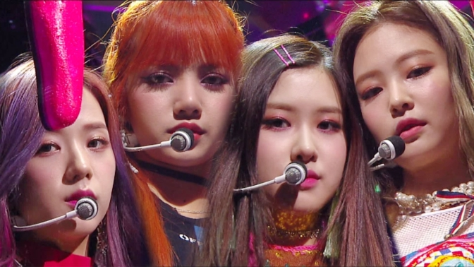 [SHOW] 170625 BLACKPINK – '마지막처럼' (AS IF IT'S YOUR LAST) Comeback Stage on SBS Inkigayo + MC Jisoo Cuts {With English Subtitles}