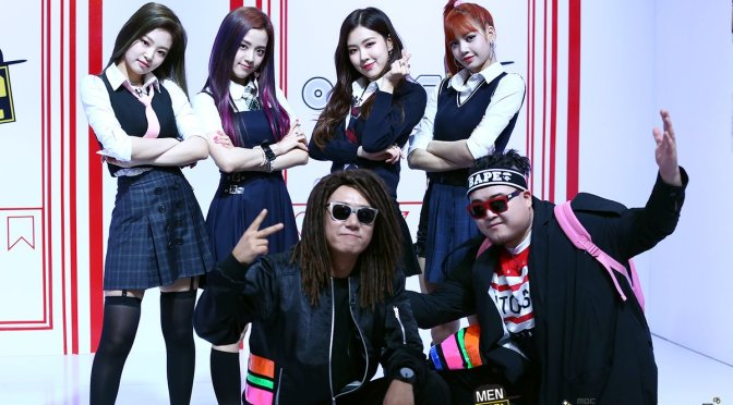 [SHOW] 170625 BLACKPINK on MBC Section TV's Idol Men {RAW + ENGSUB}
