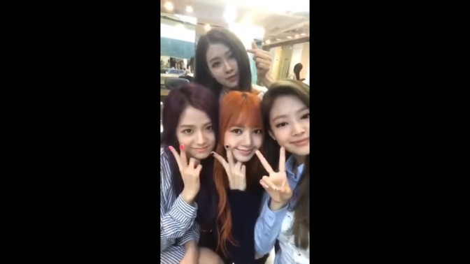 [INSTAGRAM] 170626 BLACKPINK Goes Live on Instagram {With English Subtitles}